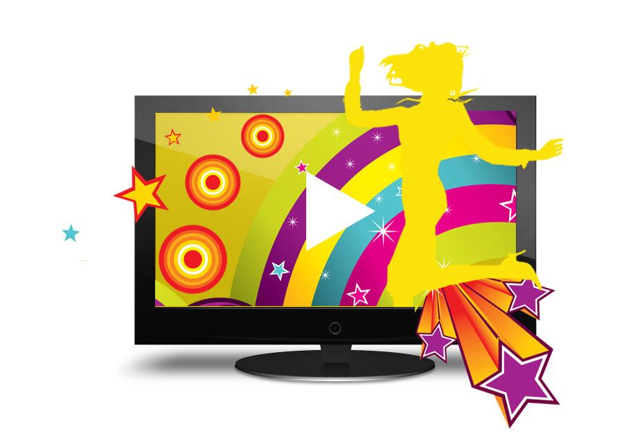 Телевизор реклама картинки изображение при